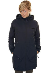 Iriedaily Youriko Nylon Jacket girls (navy)
