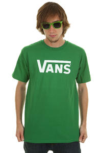 Vans Classic T-Shirt (kelly white)