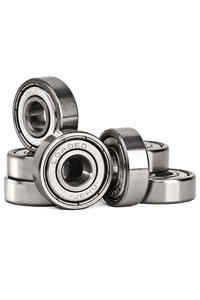 Loaded Jehu 608zz Precision Bearing (silver)