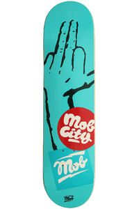 "MOB Skateboards Team Fingers 7.75"" Deck (blue)"