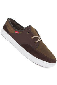 DVS Landmark Leather Shoe (chocolate)