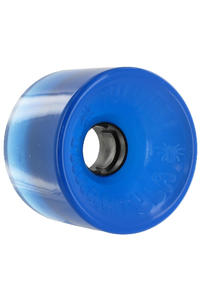 Tunnel Tarantula 70mm 75a Wheel 4er Pack  (clear blue)