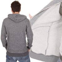 Hurley Vacation Zip-Hoodie (heather grey)