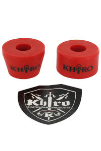 Khiro 90a Tall Cone Combo Lenkgummi (red)