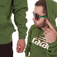 Lakai Classic Zip-Hoodie (heather kelly)