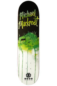 Element Mackrodt Giant Series 8&quot; Deck (black green)