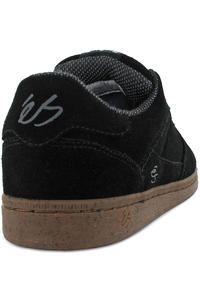 éS Ecosse Shoe (black gum dark grey)