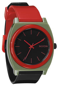 Nixon The Time Teller P Uhr (surplus black red)