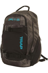 Trap Skateboards X Ogio Lucas Rucksack (charcoal)