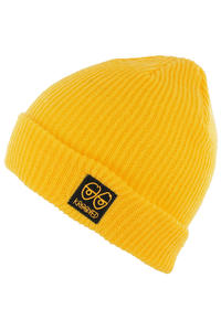 Krooked Eyes Beanie (yellow)