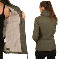 Ragwear Lynx A Jacke girls (endor green)