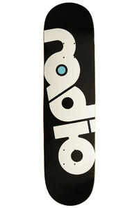 "Radio OG Logo 7.875"" Deck (black)"