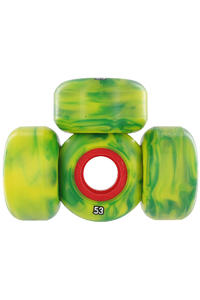 Dualite Rasta 53mm Wheel 4er Pack