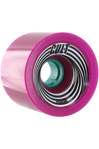 Cult Traction Beams 72mm 77a Wheel 4er Pack  (purple)