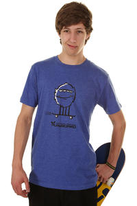 Playboard Monsta T-Shirt (royal melange)