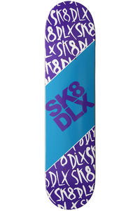 SK8DLX Lenny 7.5&quot; Deck (purple)