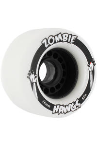 Landyachtz Hawgs Zombies 76mm 80a Rollen 4er Pack  (white)