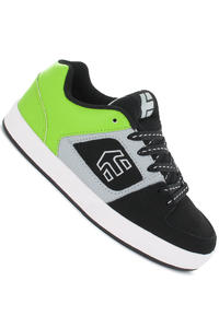 Etnies Ronin Suede Leather Schuh kids (black lime)