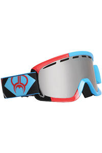 Dragon D2 Goggle Pirates Co-Op  (red blue ionized)