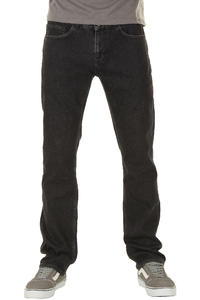 Cleptomanicx Port Slim Jeans (dark grey)