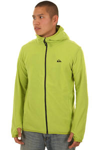 Quiksilver Aker Full Snow Zip-Hoodie (dirty lime)