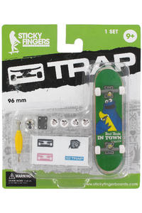 Trap Skateboards Sticky Fingers &quot;Best Taste&quot; Fingerboard