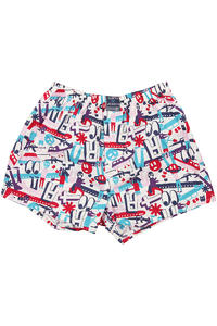 Lousy Livin Underwear Clepto x Wemoto Boxershorts (white)