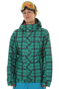 Burton TWC Baby Cakes Snowboard Jacke girls (siren shift plaid)