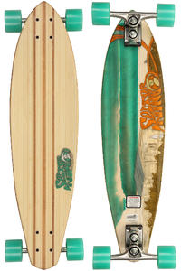 Sector 9 Jake&#039;s - Bamboo Series 31.75&quot; (80,5cm) Complete-Longboard