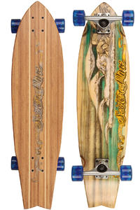 Sector 9 Barra - Bamboo Series 34.0&quot; (86,5cm) Complete-Longboard