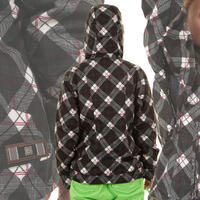 Burton Penelope Snowboard Jacke girls (true black bias plaid)