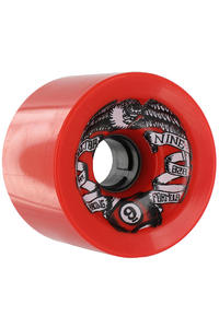 Sector 9 Race Formula 74mm 82a Rollen 4er Pack  (red)