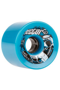 Sector 9 Race Formula 70mm 80A Rollen 4er Pack  (blue)