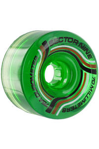 Sector 9 Nineballs 70mm 75a Wheel 4er Pack  (green)