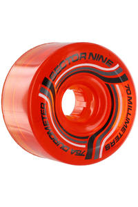 Sector 9 Nineballs 70mm 75a Wheel 4er Pack  (orange)