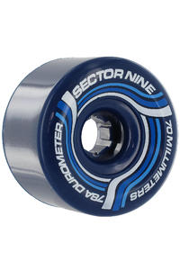 Sector 9 Nineballs 70mm 78A Rollen 4er Pack  (blue)
