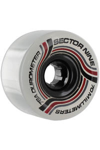 Sector 9 Nineballs 70mm 78a Wheel 4er Pack  (ghost)