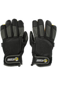 Sector 9 Niner Leather Slide Hand Protection (black charcoal gray)