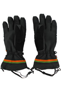 Burton Profile Handschuhe (true black marcos stripe)