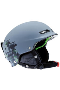 Quiksilver Wild Cat Snow-Helm (grey 14t)
