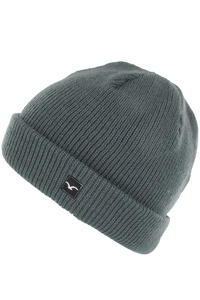 Cleptomanicx Flee Beanie (heather grey)