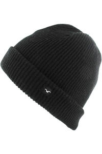 Cleptomanicx Flee Beanie (black)