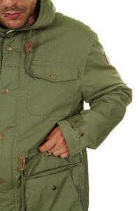 Element Hemlock Jacke (army)