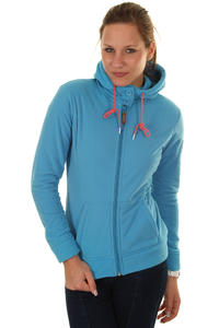 Roxy Vava Voum Zip-Hoodie girls (blue sky)