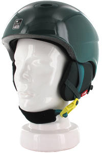 RED Hi-Fi Snow-Helmet (fade to black)