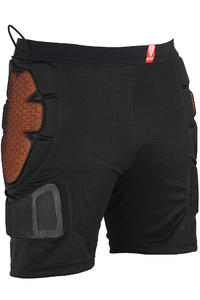 RED Total Impact Short Protektor (black)