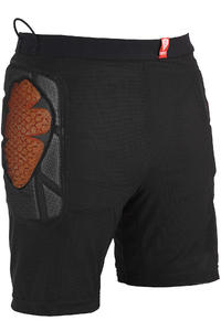 RED Base Layer Short Protektor (black)