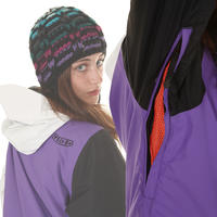 Volcom Archers Snowboard Jacke insulated  girls (black)