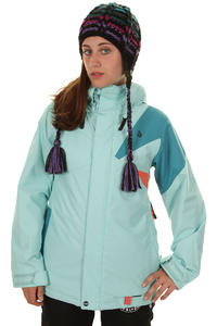 Volcom Ayers Snowboard Jacke insulated  girls (berry blue)
