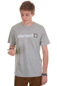 Element Logo T-Shirt (grey heather)
